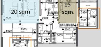 the-atelier-3-rm-floor-plan-type-c3-singapore