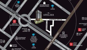 the-atelier-location-map-newton-singapore